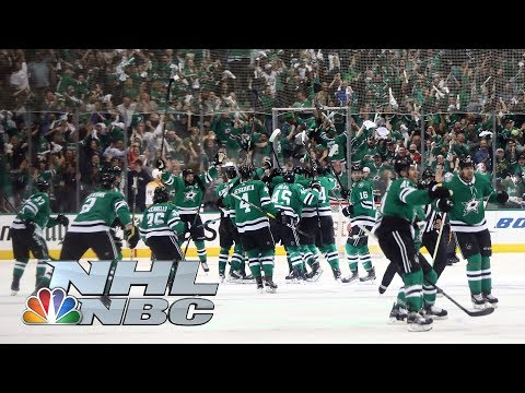 NHL Stanley Cup Playoffs 2019 Stars vs. Blues  Game 1 Highlights  NBC Sports