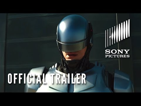 Robocop  - Official Trailer #2 - In Theaters 2 12 14 video