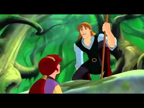 Quest For Camelot - I Stand Alone (english) video
