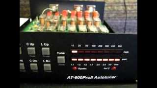 ldg at-600 proII antenna tuner inside work