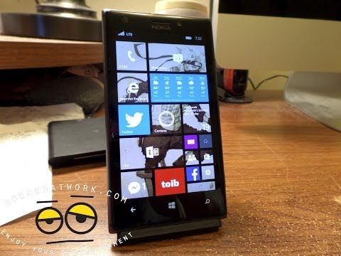 Windows Phone 8.1 Lengthy Review!!!!!