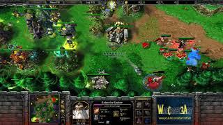 TH000(HU) vs Lawliet(NE) - WarCraft 3 Frozen Throne - RN3500
