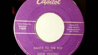 Watch Gene Vincent Dance To The Bop video