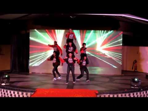 Infosys Mysore HipHop dance Parichay5.0