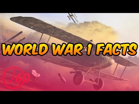 60 Seconds of World War 1 FACTS
