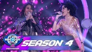 MANTAP JIWA! Nyanyi Lagu AGNEZMO, RATU DISKO Buat Merinding - I Can See Your Voice (31/12)