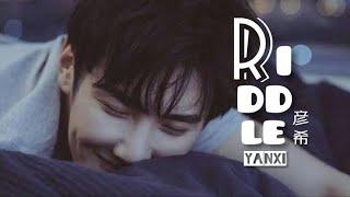 【彦希YANXI】新歌曲- RIDDLE | 动能歌词|SYA OfficialLyrisc