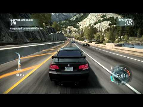 Прохождение игры Need For Speed The Run часть 3