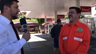 Diretor do Sindipetro/MG fala sobre greve dos petroleiros na Record