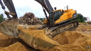 Volvo 700 excavator, an incredible machine!