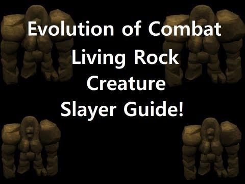 EOC | Living Rock Creature Slayer Guide! 28k Slayer XP/h! (Block this task)