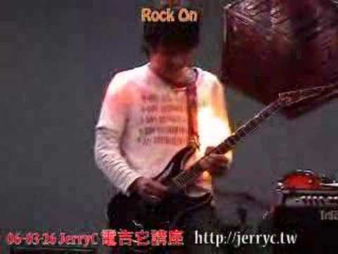 2006-03-26 JerryC Guitar Clinic -  Rock On