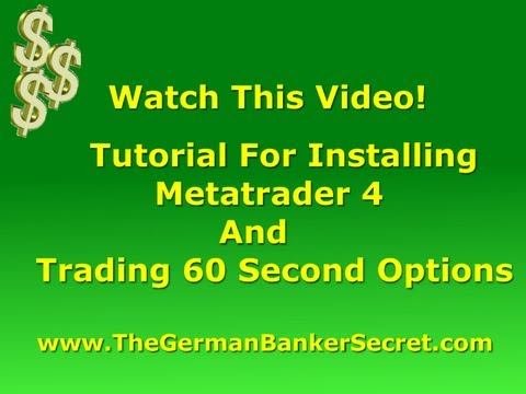 Binary options video tutorials