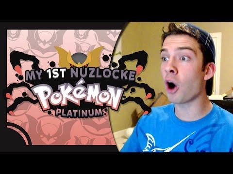 """MY FIRST NUZLOCKE (Pokemon Platinum) - Episode 6 """"The First Death"""""""