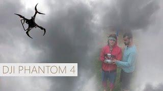 DJI PHANTOM 4 Hands On Testing