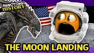 Annoying History: The Moon Landing