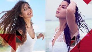 Katrina Kaif Posts Bikini Clad Pictures On Social Media | Bollywood News