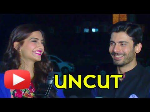 Fawad Khan - Sonam Kapoor 'Maa Ka Phone' Song | Uncut Video