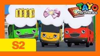 Tayo S2 EP9 The Treasure is Mine l Tayo the Little Bus
