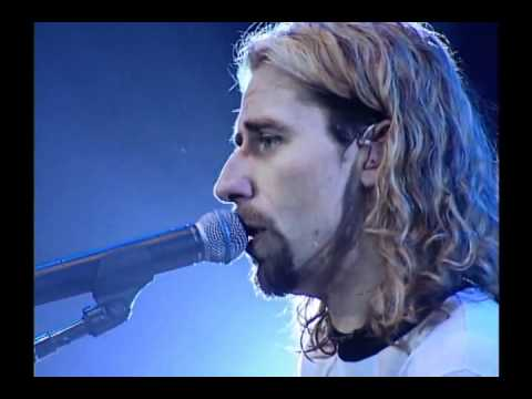 Nickelback - Mistake