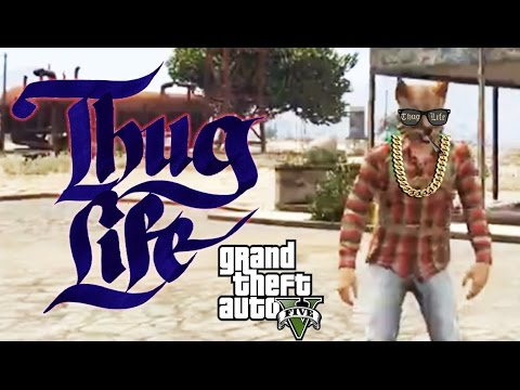 Thug Life GTA 5 Thuglife, Win & Fail Compilation Funny Video 2016 #8 ♦1K Subscriber Spacial