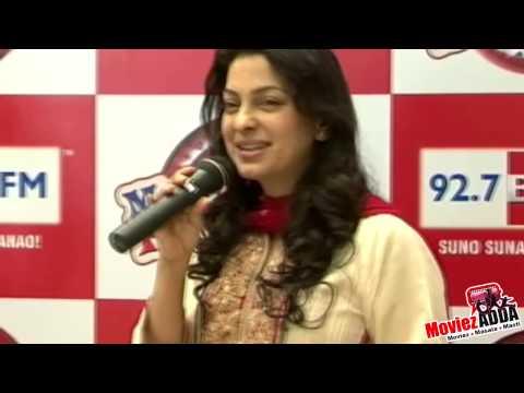 Juhi Chawla Promotes Main Krishna Hoon  92.7 Big FM