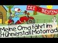Meine Oma Fährt Im Hühnerstall Motorrad Kinderlieder Klassiker Zum Mitsingen Kinderlieder mp3