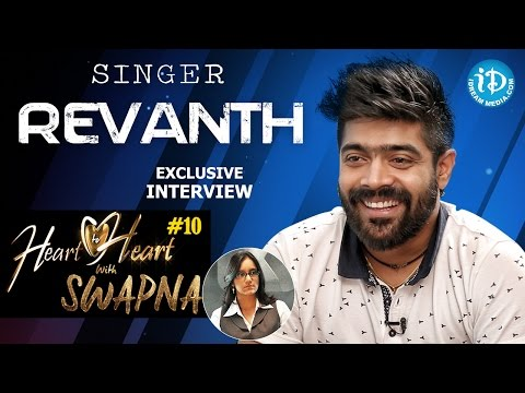 Singer L V Revanth Exclusive Interview || Heart To Heart With Swapna #10 thumbnail