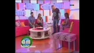 AM-Marley y Florencia Peña 1 parte