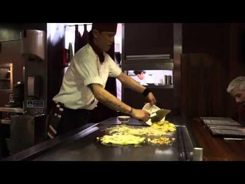 Vlog: Tippenyaki Restaurant, Dublin