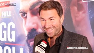 "EDDIE HEARN REVEALS ""HUGE"" 50-50 JOSHUA-WILDER/FURY OFFER, AJ-PULEV LATEST, RUIZ-WHYTE, USYK, TAYLOR"