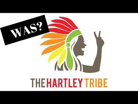"""WER SIND WIR UND WAS HEISST """"THE HARTLEY TRIBE""""? - plus GANZ NEU FANARTIKEL!"""