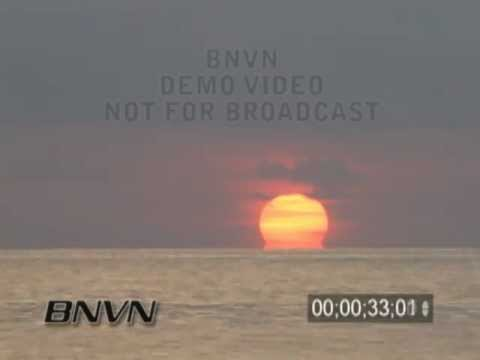 7/17/2006 Sarasota, FL Gulf Of Mexico Sunset