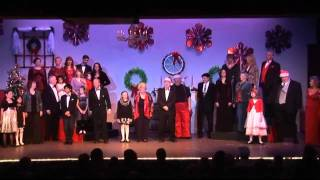 """The Maine Christmas Song"" Lyric Theater Christmas Show"