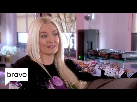 RHOBH: Erika Girardi Reveals a Painful Moment From Her Past (Season 8, Episode 3) | Bravo