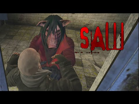 I THINK THEY [SAW] ME! [SAW: THE GAME] [#04]