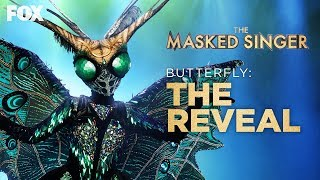 The Butterfly Is Revealed As Michelle Williams | Season 2 Ep. 9 | THE MASKED SINGER