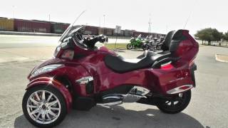 003187 - 2015 Can Am Spyder RT SE6 LIMITED - Used motorcycles for sale