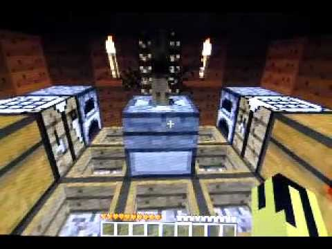 Minecraft Better Than Wolves Mod (And other mods)
