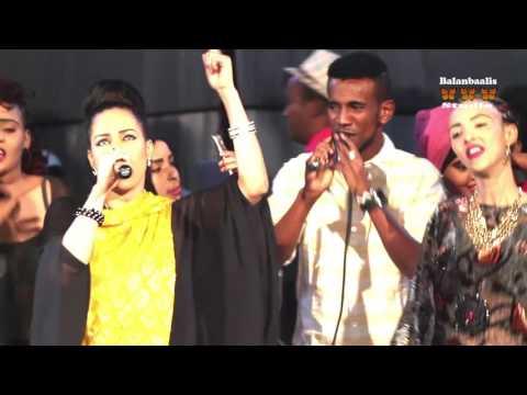 Iqra Yarey & Nasiib Ali Live Show Nairobi 2016