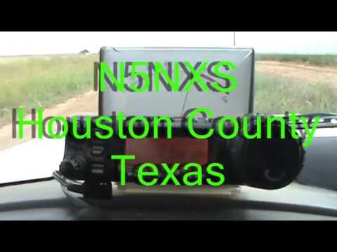 Texas QSO Party 2010, N5XTR/m Part 1