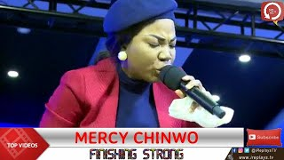 MERCY CHINWO WORSHIP |  FINISHING STRONG 2019