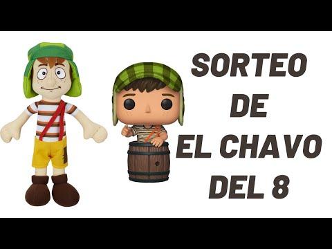 """#Sorteo #GRATIS Los nuevos juguetes """"El Chavo del 8″ #ElChavoToys"""