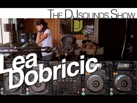 Lea Dobricic - DJsounds Show - Burn Residency Edition