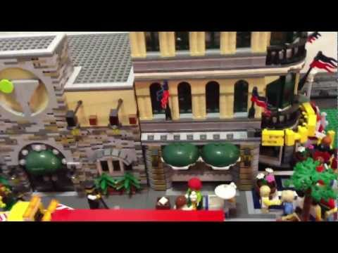 Lego City 2012 : $10,000 and a sense of humor