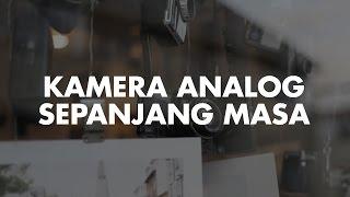 Kamera Analog yang harus lo tau.