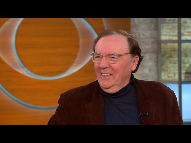 """Author James Patterson on TV debut of """"Zoo"""" and giving back"""