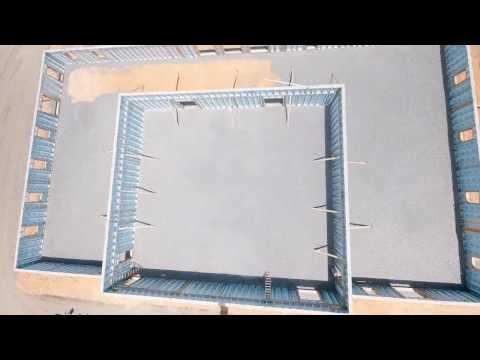 Legacy walls precast concrete sandwich panels how to for Superior wall system