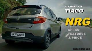 Detailed   2018 Tata Tiago NRG - Features Price & Specs