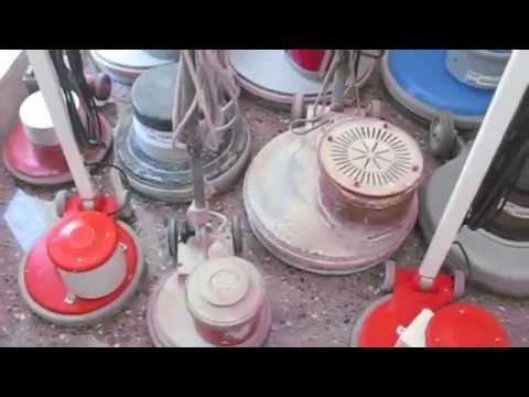 Maquinas pulidoras abrillantadoras de segunda mano youtube - Maquina pulidora suelos ...